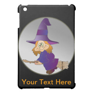 Broomstick Witch Case For The iPad Mini
