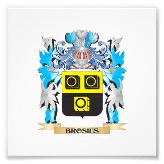 Brosius Coat of Arms Photo Print