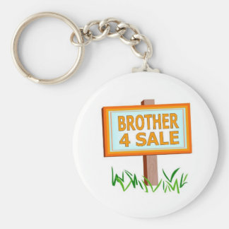 brother 4 sale boys keychain