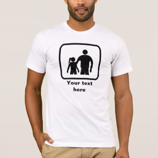Brother and Sister Design -- Customizable T-Shirt