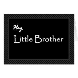 BROTHER  Best Man Wedding Invitation  Customizable Greeting Card