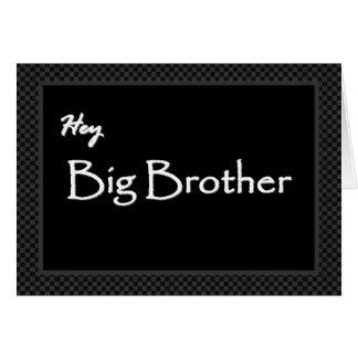 BROTHER  Groomsman Invitation  Customizable Card