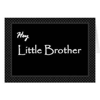 BROTHER  Groomsman Invitation  Customizable Greeting Card