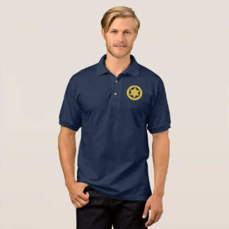 Brother-in-Blue Official Sheriff Jersey Polo Shirt