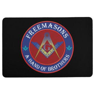 Brother Masons Floor Mat