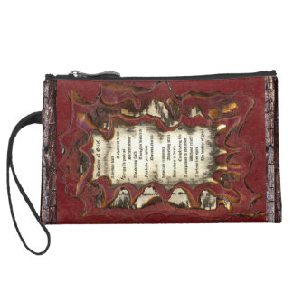 Brother of Grief Wristlet Clutch