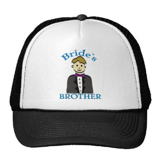 Brother of the Bride Cap