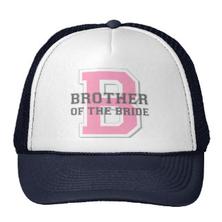 Brother of the Bride Cheer Cap