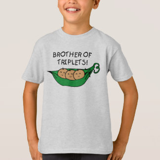 Brother of Triplets Pod T-Shirt