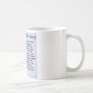 Brother poem 40th Birthday Coffee Mug
