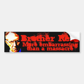 Brother Reid: More Embarrassing than a Massacre Bumper Sticker