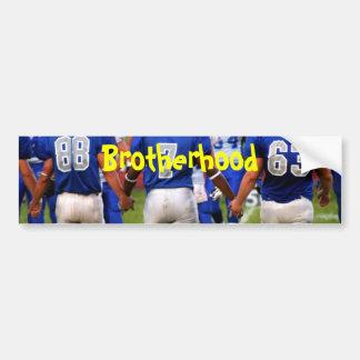 Brotherhood Bumper Sticker