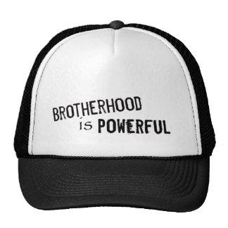 Brotherhood is Powerful Trucker Hat