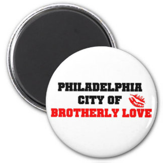 Brotherly Love Magnet