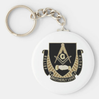 Brotherly Love Relief & Truth Key Ring