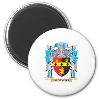 Brothers Coat of Arms Magnets