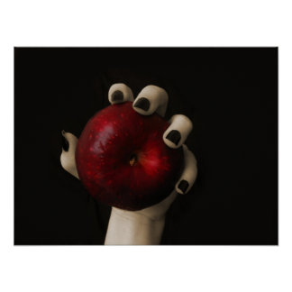 Brothers Grimm Wickedy Witch Apple Poster