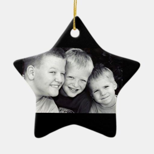 Brothers Three Star Ornament