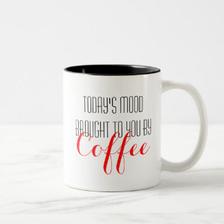 Brought to you By // Coffee Mug