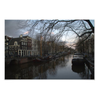 Brouwersgracht, Amsterdam Photo