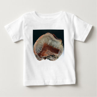 Brown Agate Baby T-Shirt