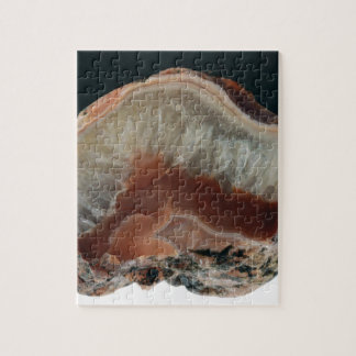 Brown Agate Jigsaw Puzzle