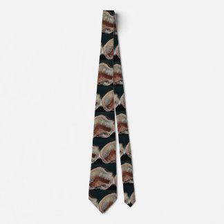 Brown Agate Tie