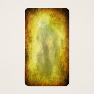 Brown and beige grunge cloud texture business card