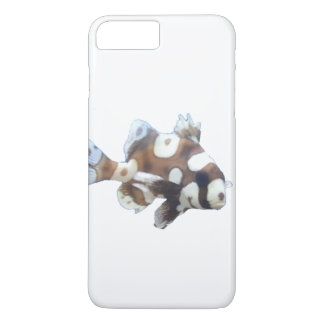 Brown and white fish iPhone 8 plus/7 plus case