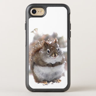 Brown and White Squirrel Animal OtterBox Symmetry iPhone 7 Case