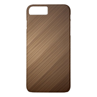 Brown Apple iPhone 7 Plus, Barely There Phone Case