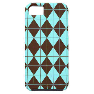 Brown Argyle Diamonds Case For The iPhone 5
