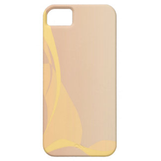 Brown Background iPhone 5 Cover