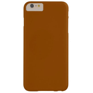Brown Barely There iPhone 6 Plus Case