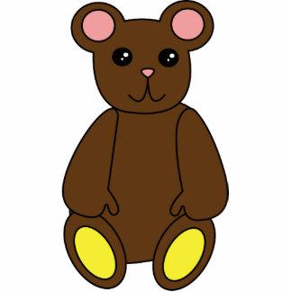 Brown Bear Photo Sculpture