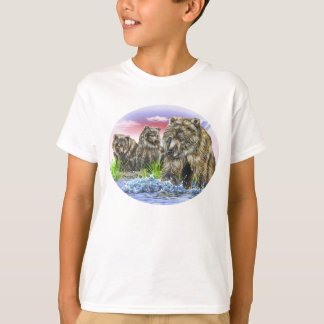 Brown Bears T-Shirt