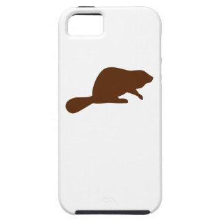 Brown Beaver iPhone 5 Case