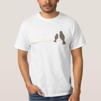 Brown Birds Shirt