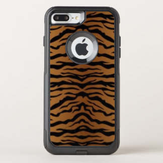 Brown Black Tiger OtterBox Commuter iPhone 8 Plus/7 Plus Case