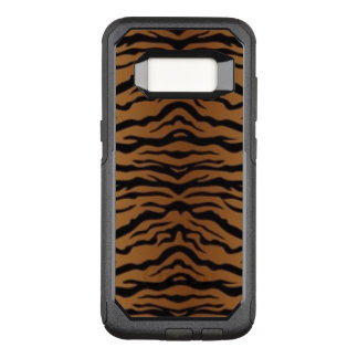 Brown Black Tiger OtterBox Commuter Samsung Galaxy S8 Case