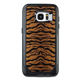 Brown Black Tiger OtterBox Samsung Galaxy S7 Edge Case