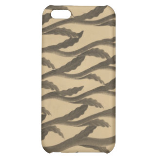brown branches case for iPhone 5C