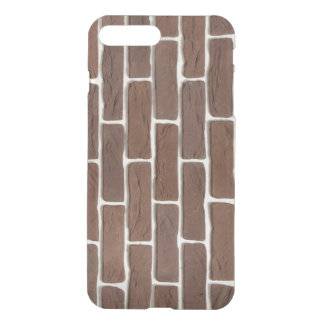 brown brick wall iPhone 7 plus case