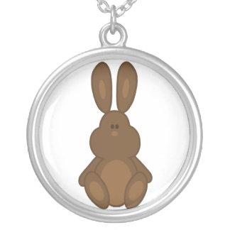 Brown Bunny Necklaces