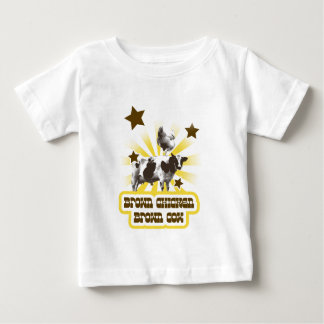 Brown Chicken Brown Cow 2 T Shirts