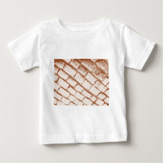 brown cobbles baby T-Shirt