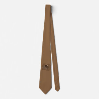 Brown Coffee Tie