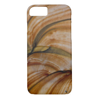 Brown colored Deschutes Jasper iPhone 8/7 Case