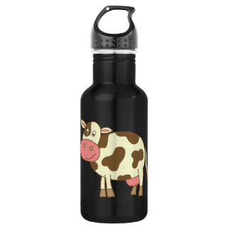 Brown Cow 532 Ml Water Bottle