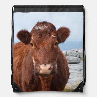 Brown Cow Backpack
